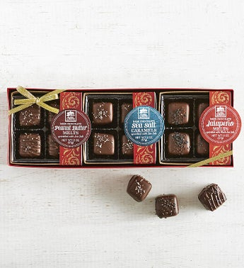 Long Grove Dark Chocolate Sampler Trio
