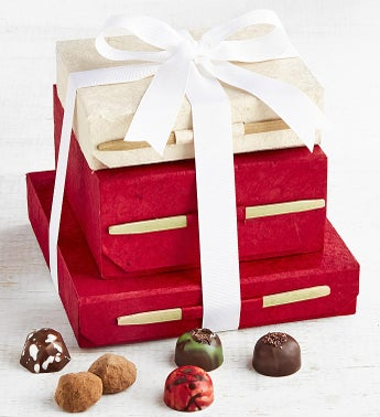 Knipschildt Chocolatier Exclusive Artisan Tower