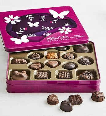 Ethel M Spring Chocolates Collection
