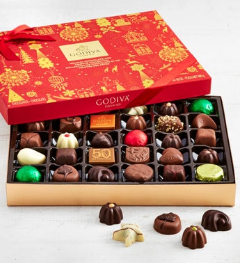 Godiva Ltd Edition 2019 Holiday Chocolates