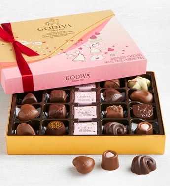 Godiva Limited Edition Valentine Gift Box 20pc