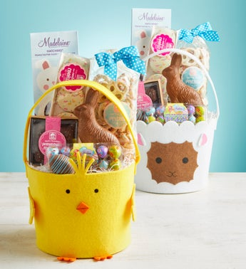 Simply Chocolate Best Easter Basket