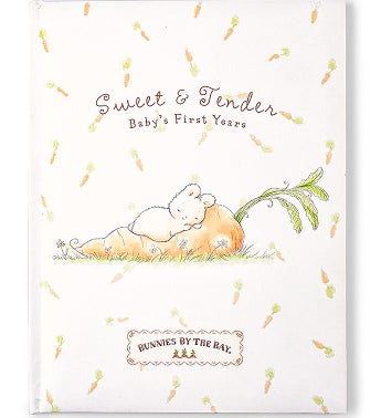 Sweet & Tender Record Book