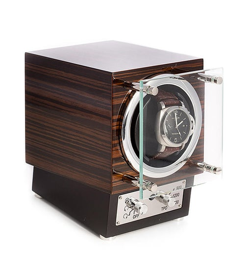 Burlwood Watch Winder