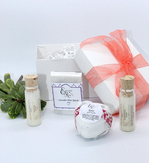 Bath Lover Gift Set, Bridesmaid