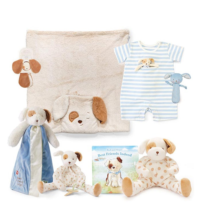 Skipit Pup's Everything Baby Bundle Gift Set