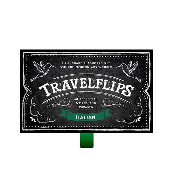 Travelflips - Essential Italian Words and Phrases