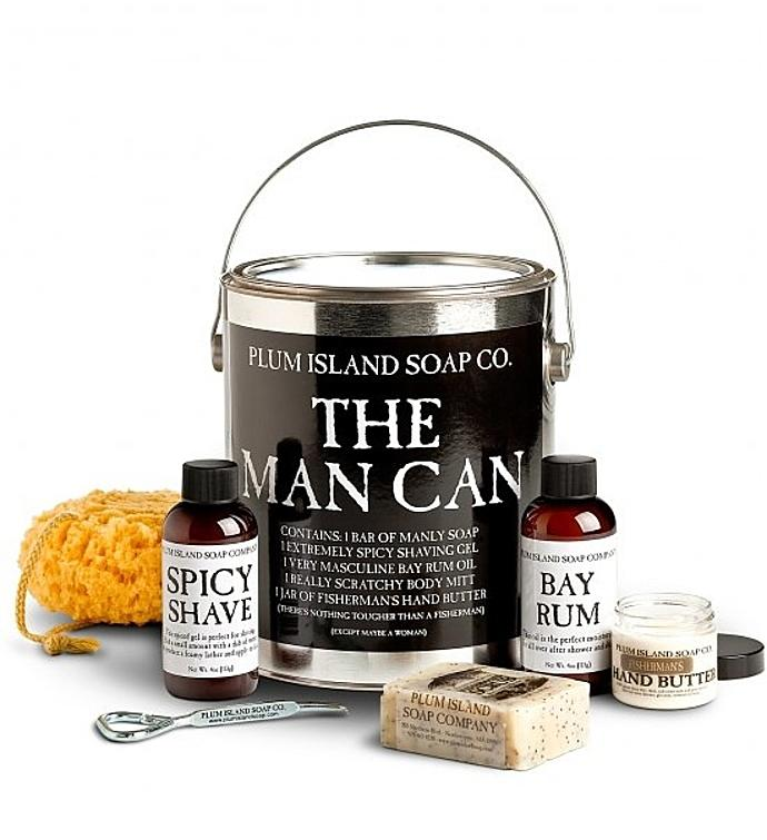 The Man Can  Unique Mens Grooming Gift
