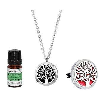 Tree Of Life Essential Oil Gift Set