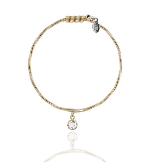 """Lucy In The Sky With Diamonds"" - Guitar String Bracelet"