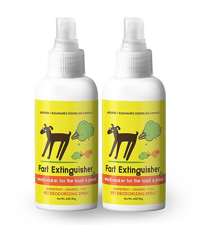 Fart Extinguisher Pet Deodorizing Spray