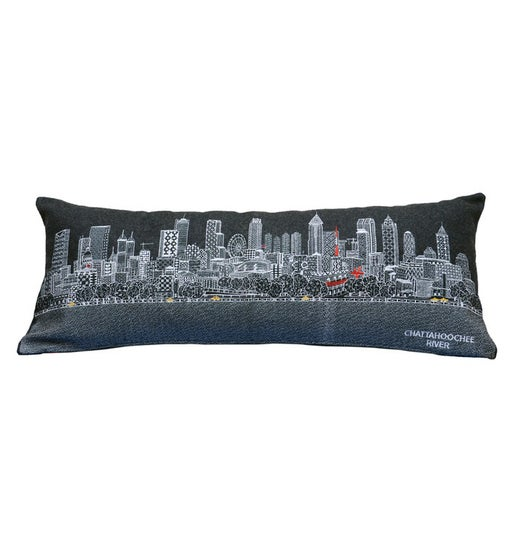City Queen Night Pillow