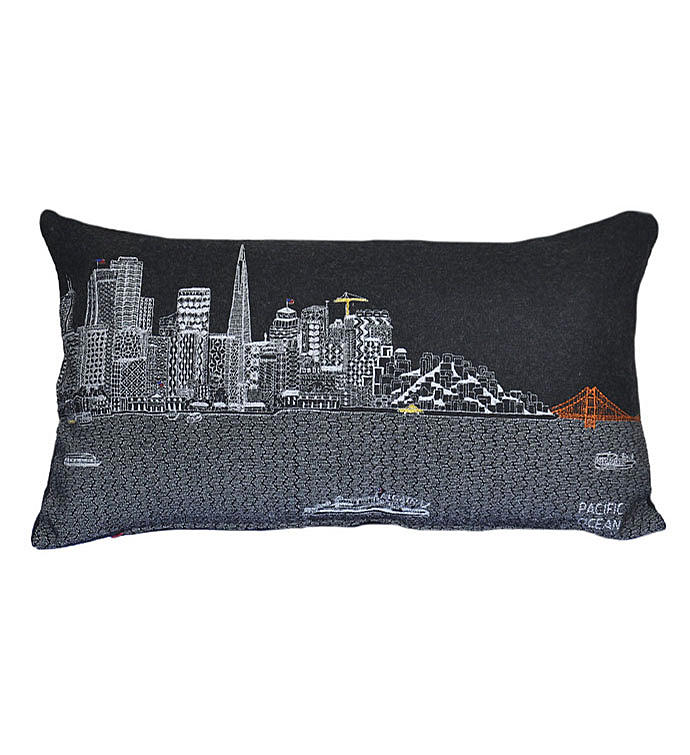 City Prince Night Pillow