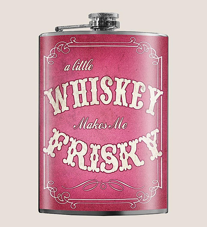 Whiskey Flasks