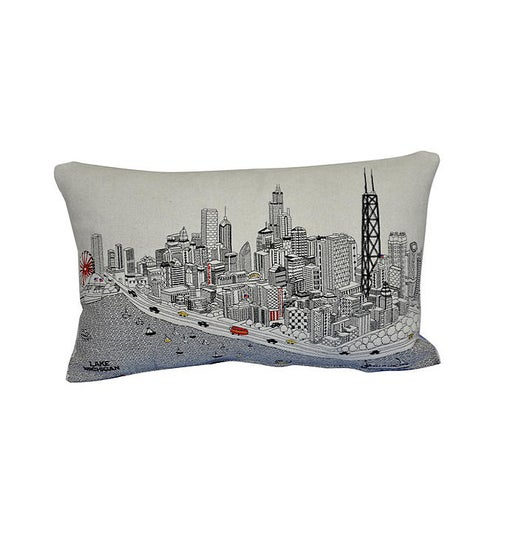 City Prince Day Pillow
