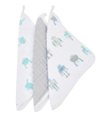 Washcloths - Set of 3