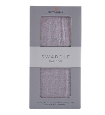 Bamboo Muslin Swaddle - Solid