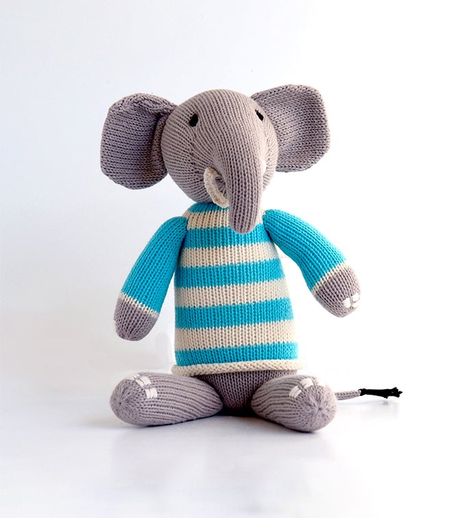 Elephant In Sweater