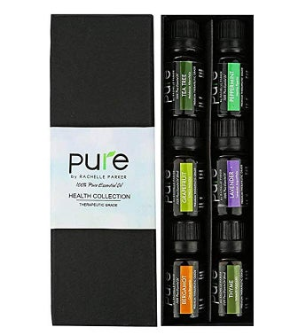 Natural Healing Essential Oil Set