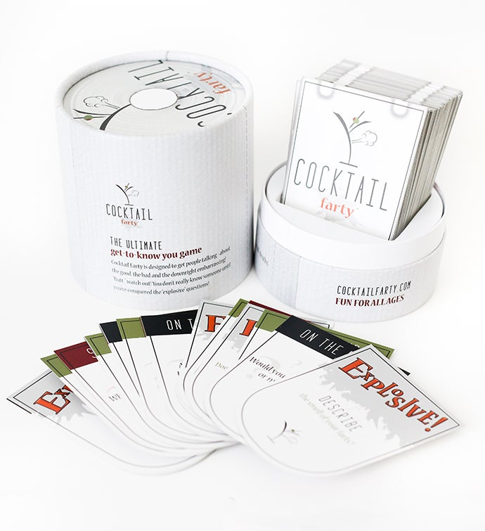 Cocktail Farty Fun and Hilarious Adult Party Card Game