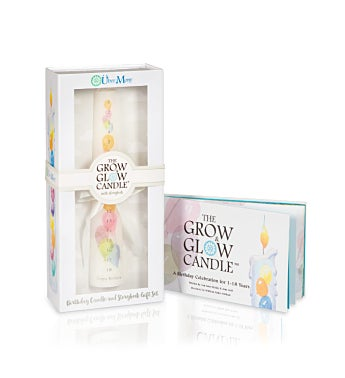 The Grow & Glow Candle
