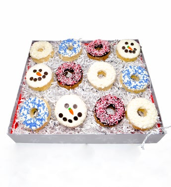 Treat House  Winter Donut Pack