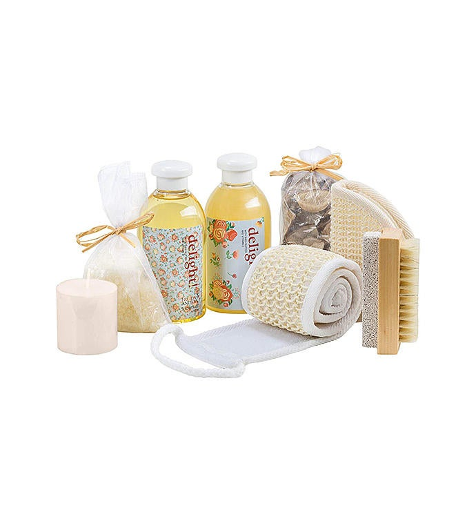 Women's Massage & Reflexology Spa Kit