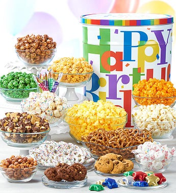 Big Birthday Ultimate Snack Assortment