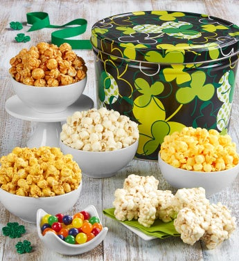 St. Patrick's Day Snack Assortment