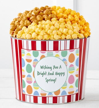 Tins With Pop™ Wishing You A Happy Spring