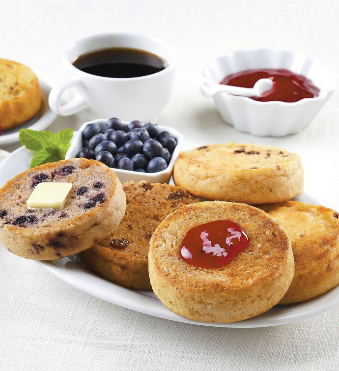 SuperThick English Muffins   Packages