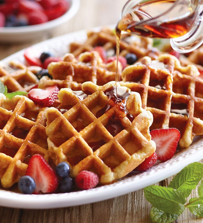 Mix  Match Belgian Waffles   Packages
