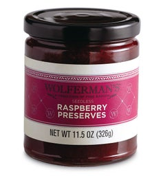 Seedless Raspberry Preserves (11.5 oz)