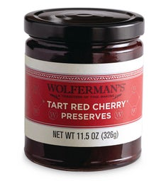 Tart Red Cherry Preserves (11.5 oz)