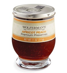 Apricot Peach Preserves (11 oz)