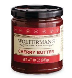 Cherry Fruit Butter (9.5 oz)