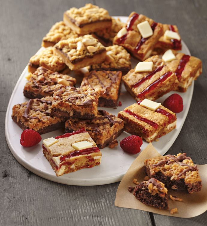 Delightful Dessert Bars