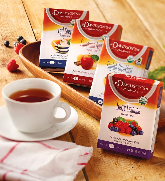 Tea Sampler   Packages