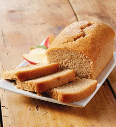 Pick 4 - Apple Strudel Tea Bread