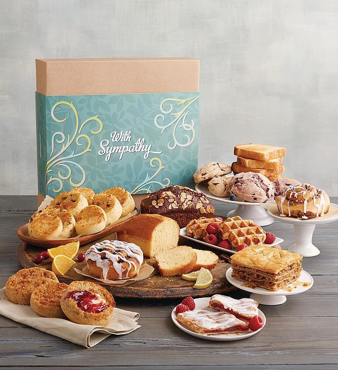 Sympathy Bakery Gift  Pick