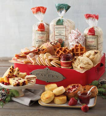 Holiday Bakery Gift Tray