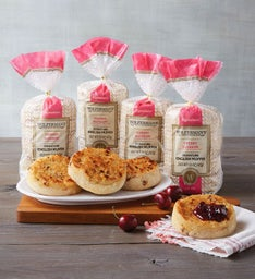 Cherry Blossom SuperThick English Muffins   Packages