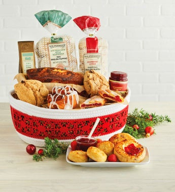 Christmas Bakery Basket