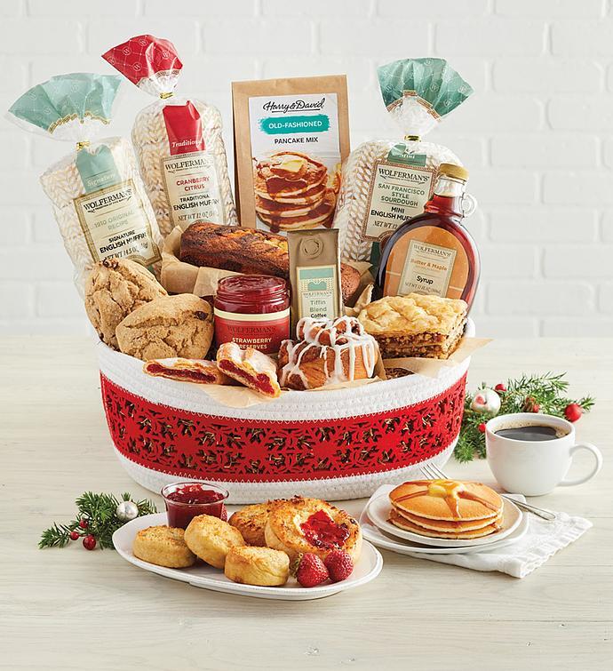 Deluxe Christmas Bakery Basket