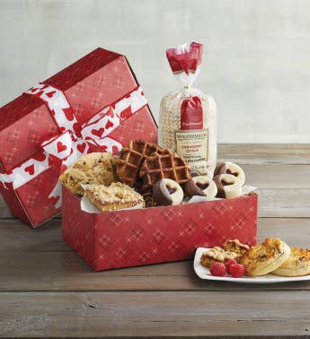Valentine39s Day Treats Box