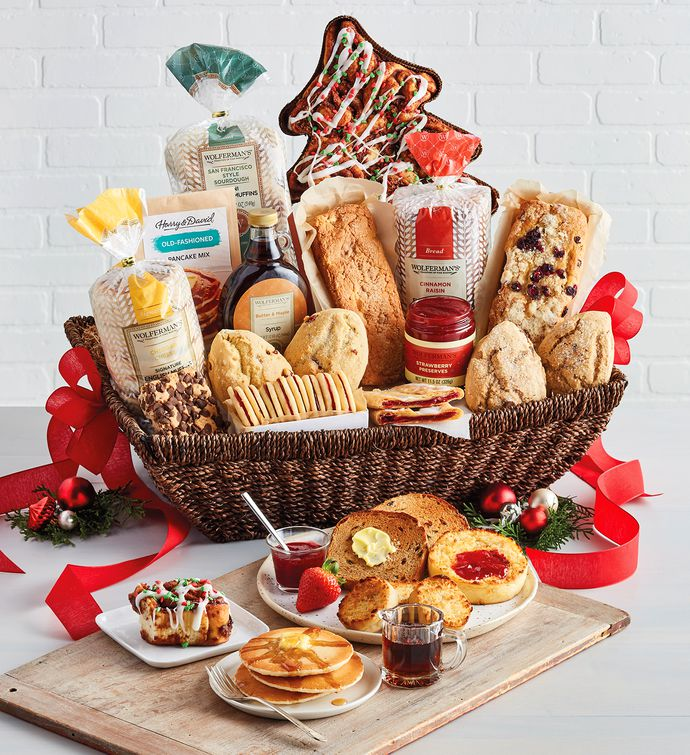 Grand Holiday Gift Basket
