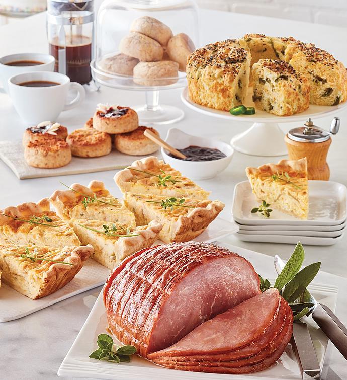 Deluxe Ham Brunch Banquet