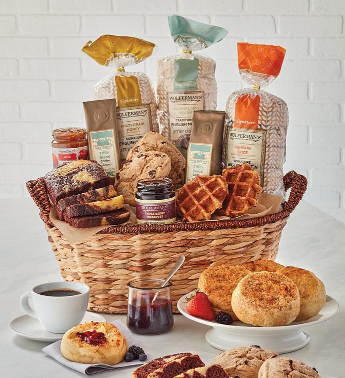 Autumn Mornings Gift Basket