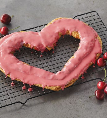 Kringle Heart Wreath