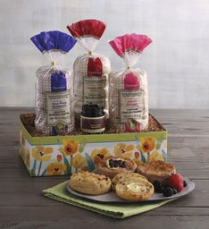 Triple Berry English Muffin Sampler